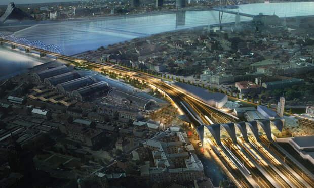 Rail Baltica никуда не спешит: мечты о быстрой езде по Прибалтике превратили проект в долгострой