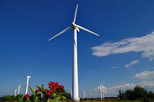 Водород - это способ для хранения электричества, полученного из возобновляемых источников энергии