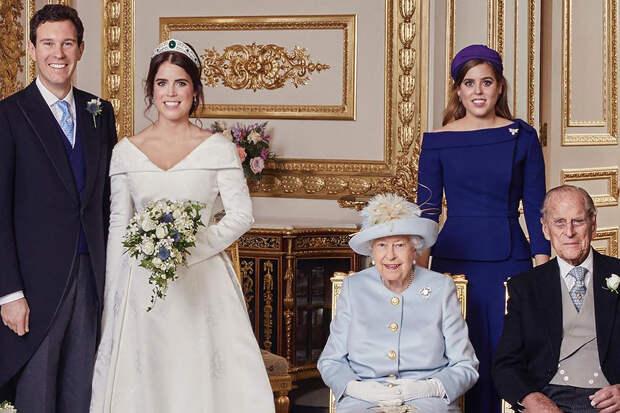 Королевская семья Великобритании подтвердила беременность принцессы Евгении