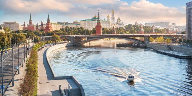 Настоящее лето останется в Москве надолго