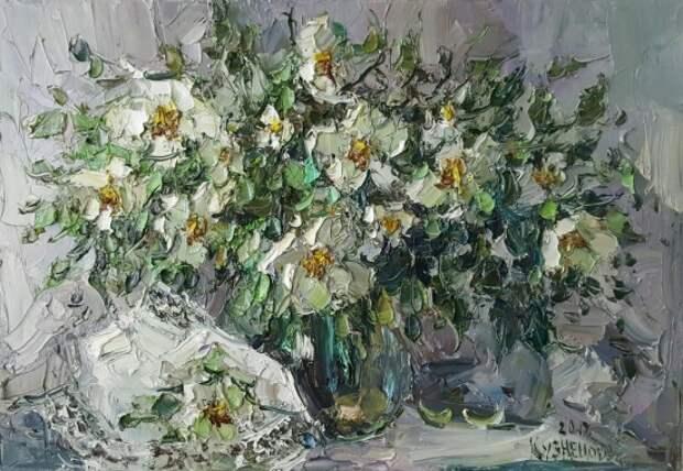 художник Юлия Кузнецова картины – 28