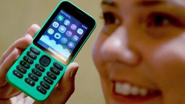Россияне начали скупать кнопочные телефоны