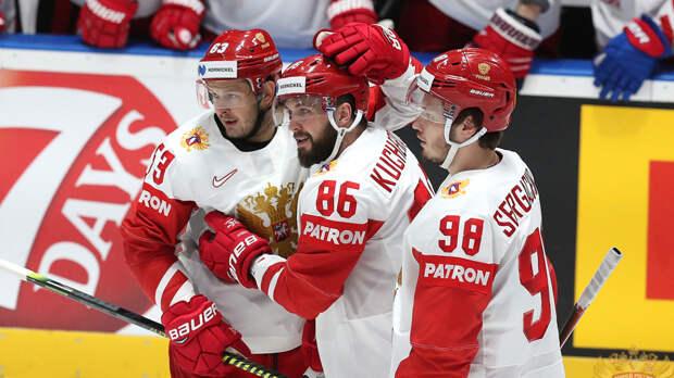 Шведское издание призвало вернуть сборной РФ на ЧМ по хоккею гимн и флаг