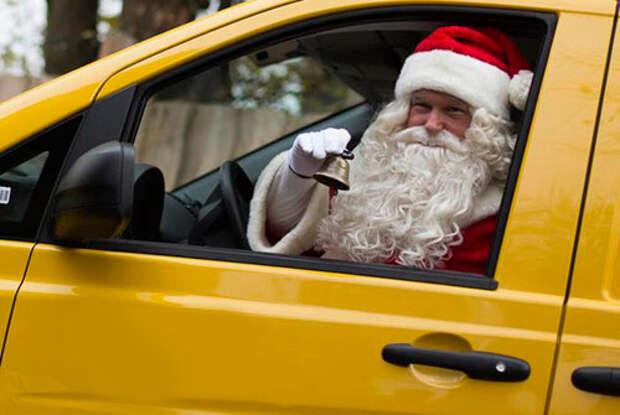 Сколько зарабатывают таксисты в новогоднюю ночь авто и мото,водителю на заметку