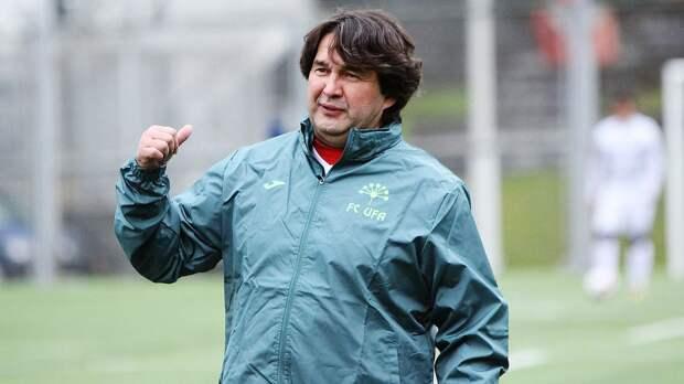 Газизов: «Уфа» играет довольно агрессивно, стараемся показывать современный футбол. Надеюсь, у нас получается»