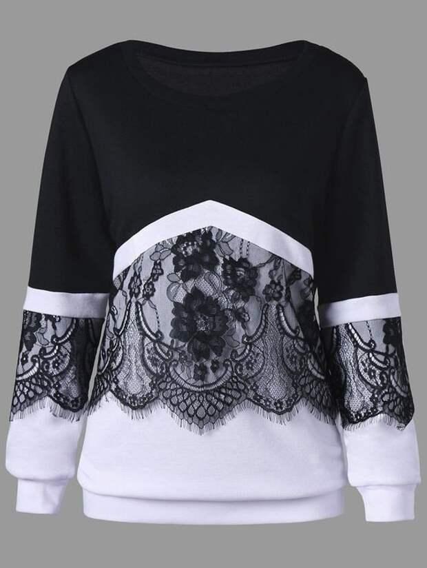 одежда юбка блузка с кружевом