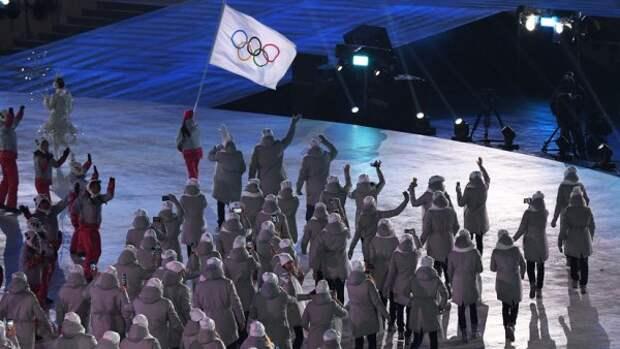 «Безымянные» олимпийцы