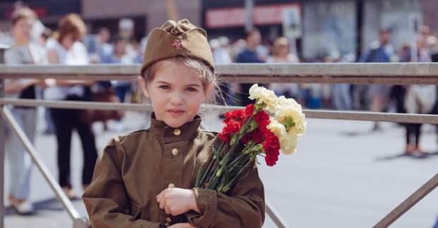 Праздничный концерт, посвященный Дню Победы, начался в Братске. Трансляция