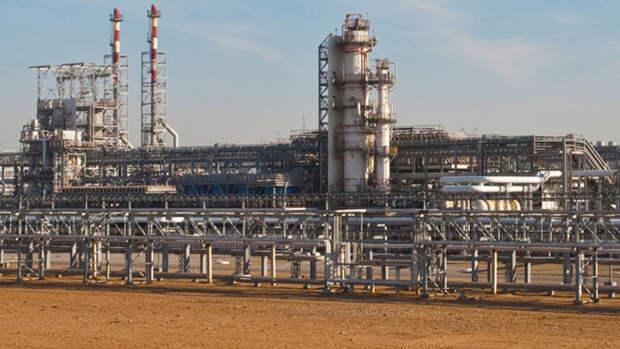 Волгоградский НПЗ увеличивает прием нефти до15,5млн тонн