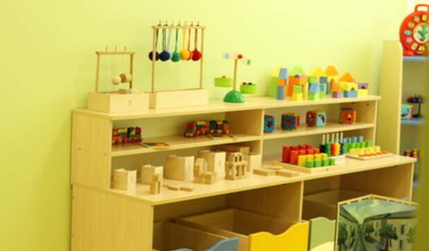 Евгений Куйвашев разрешил детским садам работать со100% загрузкой групп