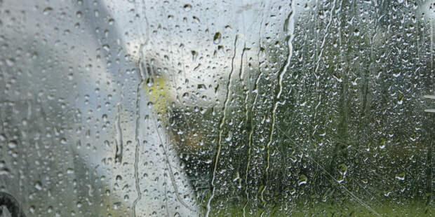 Вильфанд: В Москве на следующей неделе ожидаются сильные дожди и похолодание