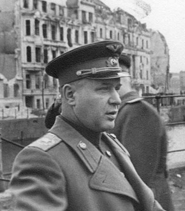 Месть Василия Сталина