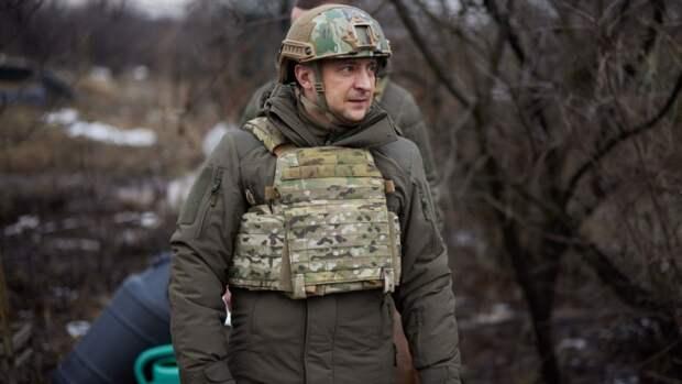 На Украине рассказали о сроках выполнения Минских соглашений Зеленским