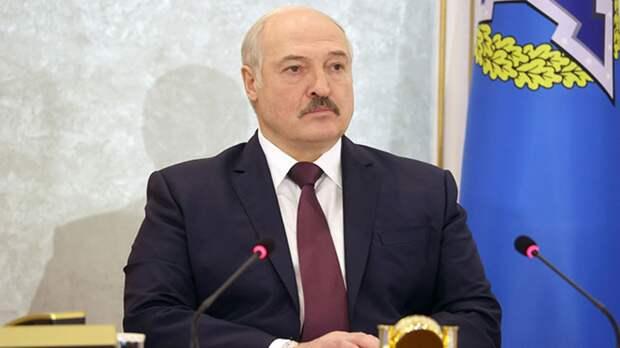 Лукашенко направил поздравления президенту РФ по случаю Дня Победы