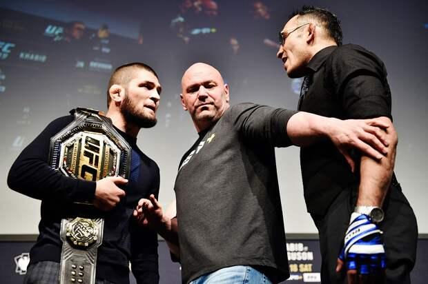 Боец UFC Оливейра: «Бой Хабиба против Фергюсона никогда несостоится»