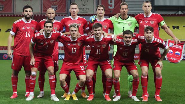 Объявлен расширенный состав сборной России для подготовки к Евро-2020