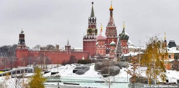 Доступ на Красную площадь будет закрыт в новогоднюю ночь. Фото: Ю. Иванко mos.ru