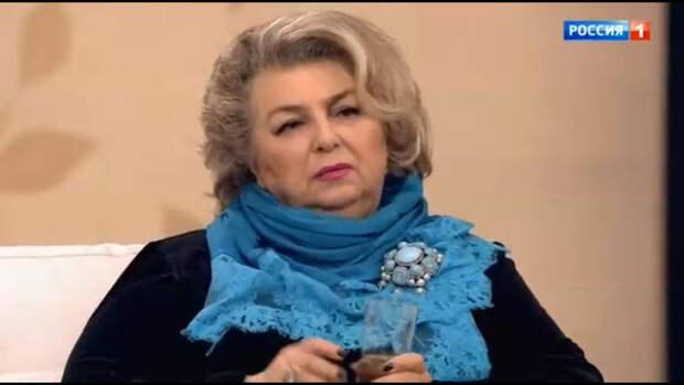 """Татьяна Тарасова ответила на слова Ирины Родниной и назвала ее """"дурой законченной"""""""
