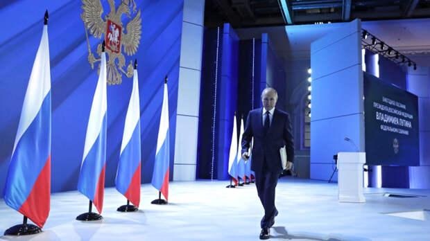 Россия явила миру флегматичную стратегию превосходства над «биполярными» США