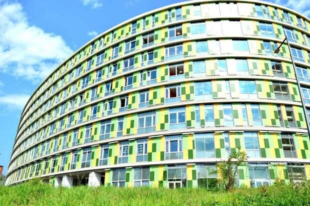 Перинатальный центр ГКБ №67 стал лауреатом конкурса в области строительства