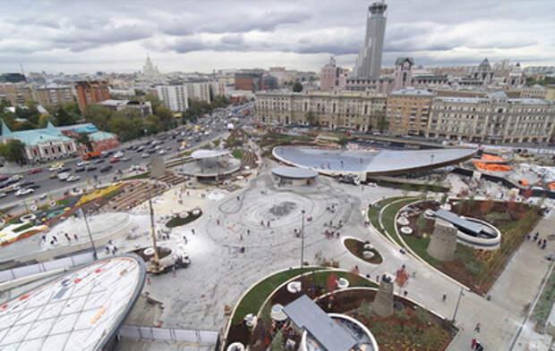 Реконструкция длиною в 20 лет: как преобразилась Павелецкая площадь