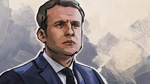 Французский президент получил по лицу от неизвестного злоумышленника