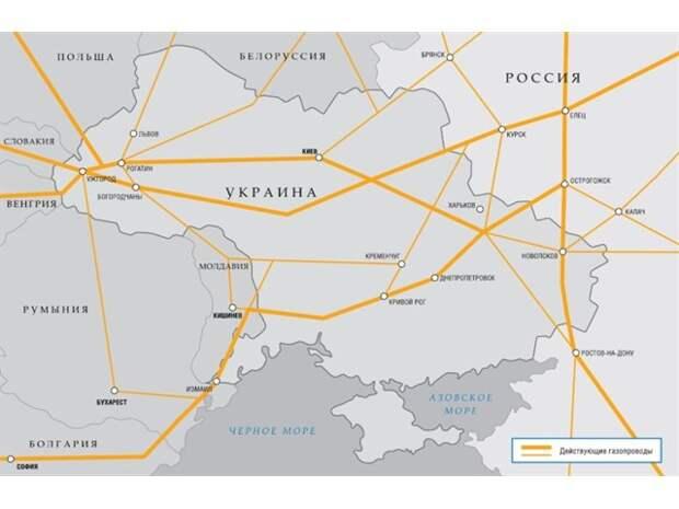 Украина – государственный переворот как коммерческое предприятие