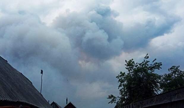 В районе Муллашей вновь горят леса. Люди собирают добровольцев