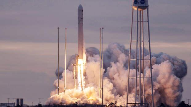 NASA вновь перенесло запуск грузового корабля Cygnus к МКС