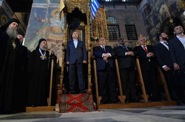 Духовные истоки антисоветизма и антикоммунизма Путина