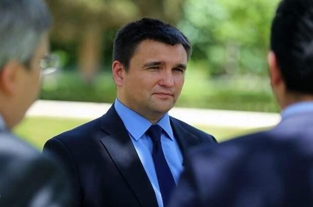 Климкин отреагировал на предложения России по Донбассу