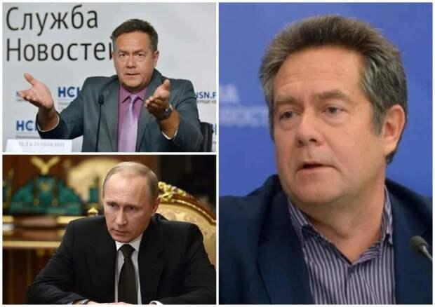 Платошкин о выступлении Путина о пенсионной реформе