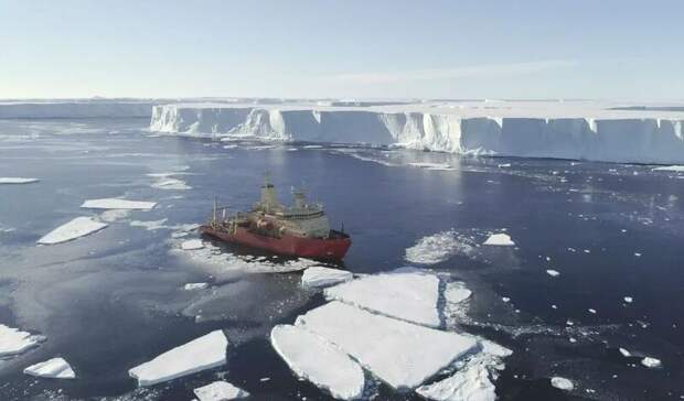 «Ледник судного дня» тает быстрее, чем предполагалось