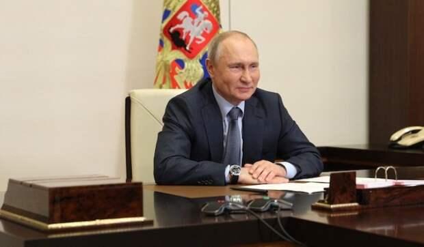 """""""Наладить прямой диалог"""": Путин рассказал об ожидаемых результатах встречи с Байденом"""