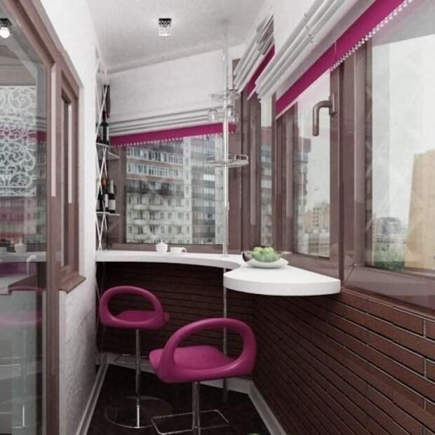 Место приятного отдыха для тех, кто любит клубную жизнь. /Фото: i.pinimg.com