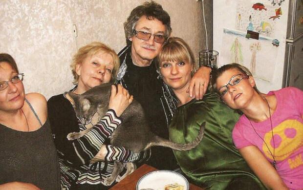Мира Ардова, Владимир Старыгин, Анна Ардова.