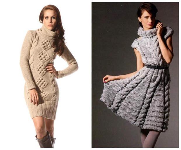Ошибки при выборе трикотажного платья.