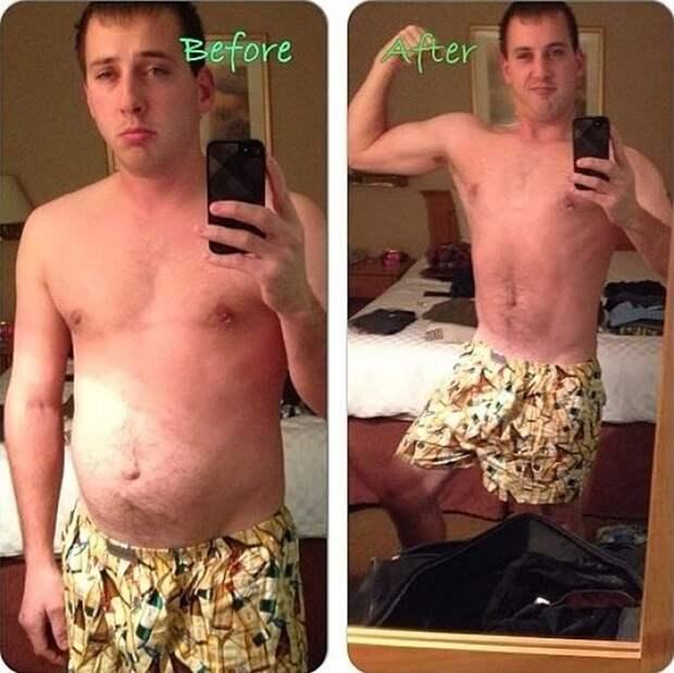 Вот почему не стоит доверять снимкам «до» и «после»
