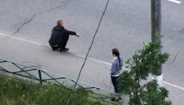 Подсмотрено во дворе: провинциальная драма в 10-тиактах