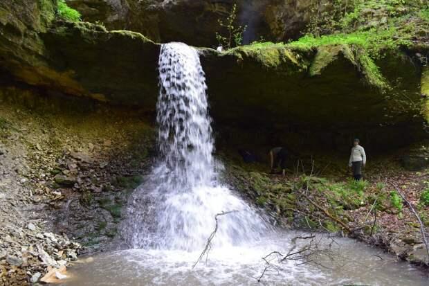 Водопад Лакруш