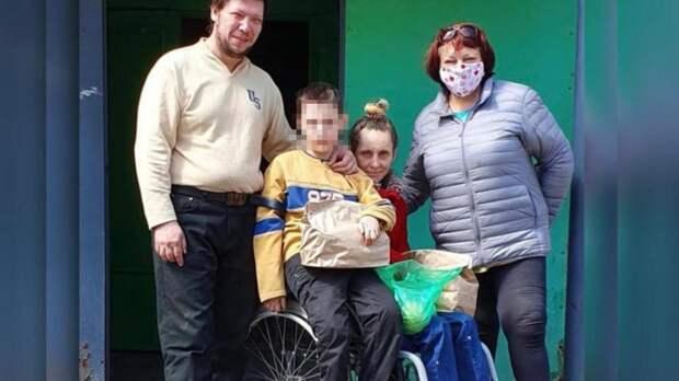 Во Владивостоке ребенка-инвалида изъяли из семьи за антисанитарию