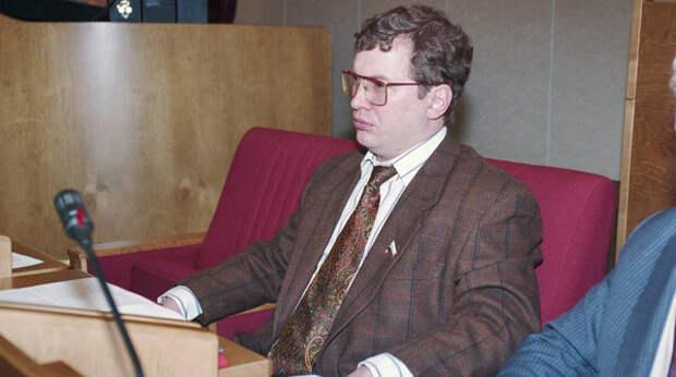Сергей Мавроди — депутат ГОСДУМЫ