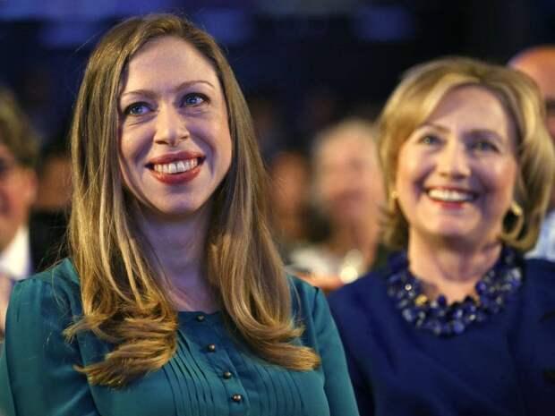 У Билла и Хиллари подросла достойная смена