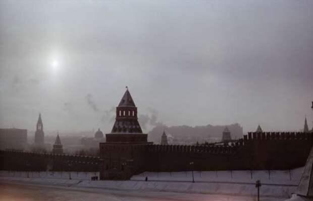 Красивые фотографии Москвы 50-х годов (31 фото)