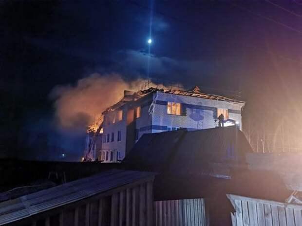 Ребёнок погиб при взрыве газа в доме в селе Маргуша Нижегородской области