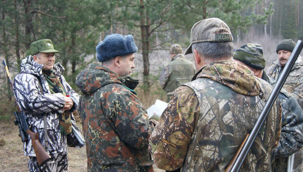 Сезон охоты на копытных открывается в Подмосковье