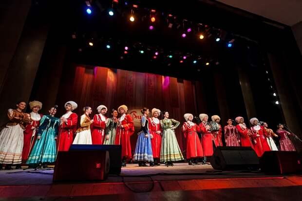 Концерт ансамбля «Криница» ко Дню Победы