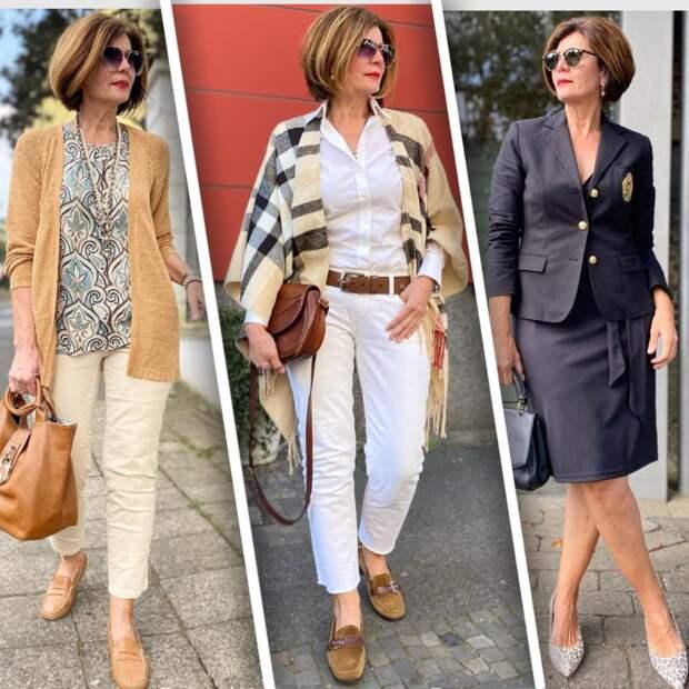 Классная и удобная обувь без каблуков: чем заменить обувь на каблуке дамам элегантного возраста