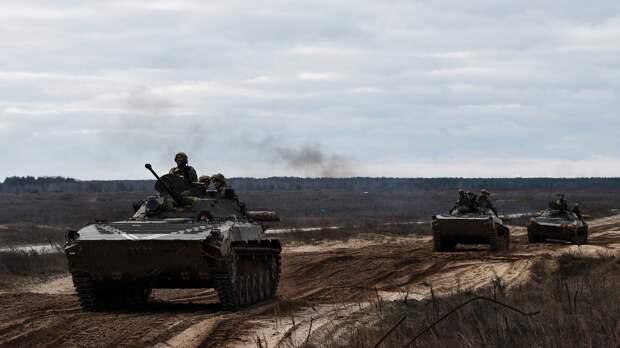 ВСУ перебросили в Донбасс свыше 60 единиц техники за неделю