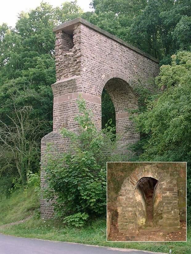 Акведук Айфель: невероятное сооружение древнеримских инженеров в Кёльне